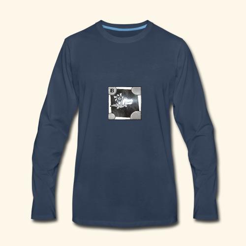 BrightVillan T-Shirt - Men's Premium Long Sleeve T-Shirt