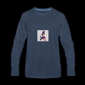 g.r - Men's Premium Long Sleeve T-Shirt