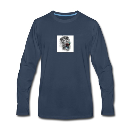 Domestic - Men's Premium Long Sleeve T-Shirt