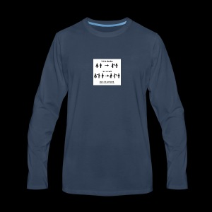 TAXATION - Men's Premium Long Sleeve T-Shirt