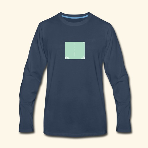 Vibes - Men's Premium Long Sleeve T-Shirt
