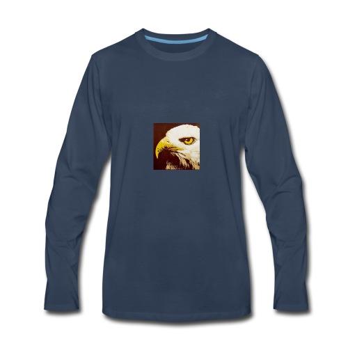 tracy city elementary eagles - Men's Premium Long Sleeve T-Shirt