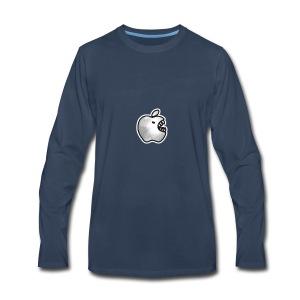 BAD APPLE LIMITED EDITION - Men's Premium Long Sleeve T-Shirt