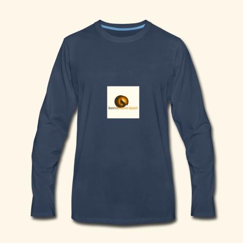 QueendomNation Apparel - Men's Premium Long Sleeve T-Shirt