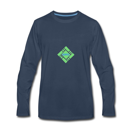 Our logo - Men's Premium Long Sleeve T-Shirt