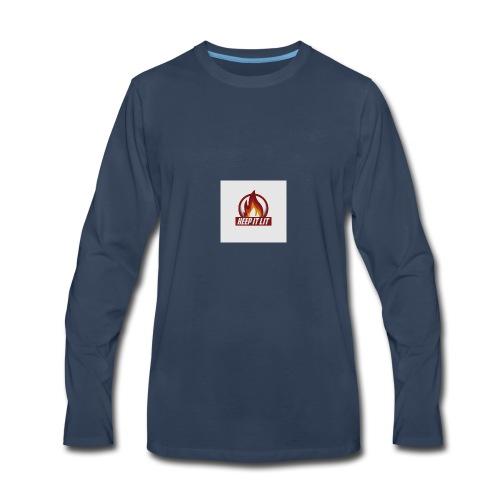 keep it lit - Men's Premium Long Sleeve T-Shirt