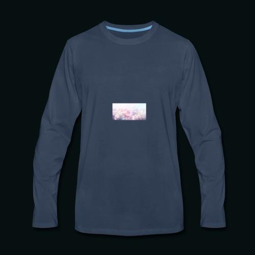 eye in the sky - Men's Premium Long Sleeve T-Shirt