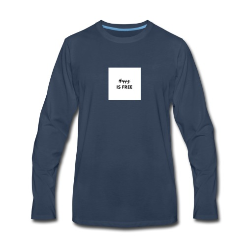HAPPY 1 - Men's Premium Long Sleeve T-Shirt