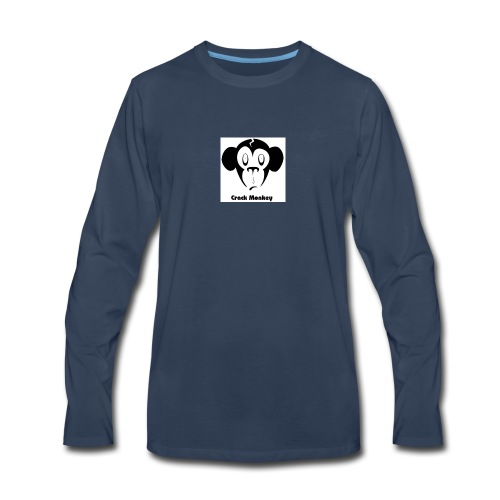 1 - Men's Premium Long Sleeve T-Shirt