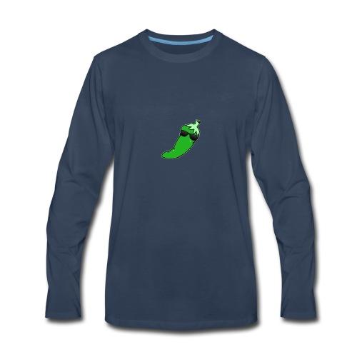 Pepper - Men's Premium Long Sleeve T-Shirt