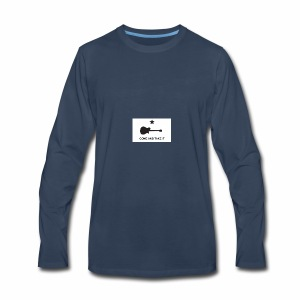 Come And Take It Guitar - Men's Premium Long Sleeve T-Shirt