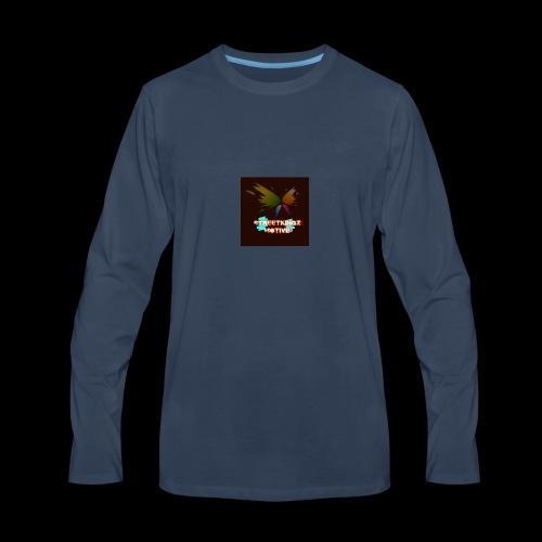 Streetkingz motive - Men's Premium Long Sleeve T-Shirt