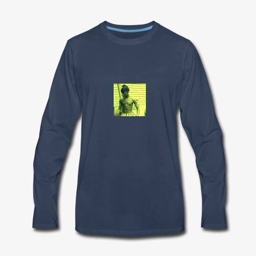 Osias body - Men's Premium Long Sleeve T-Shirt