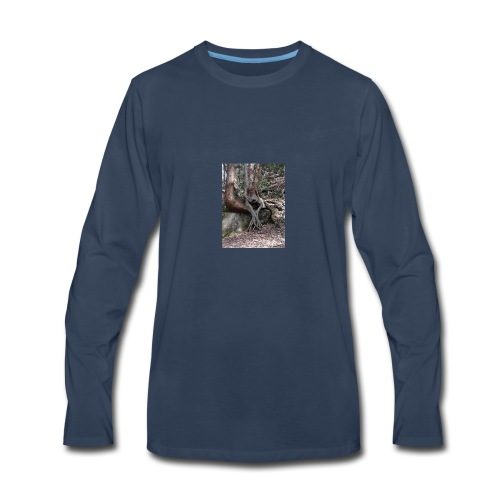 Have A Reason To Look - Men's Premium Long Sleeve T-Shirt