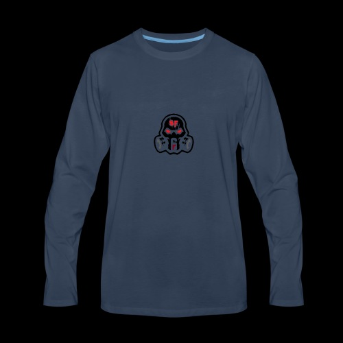 Dark Fighter - Men's Premium Long Sleeve T-Shirt