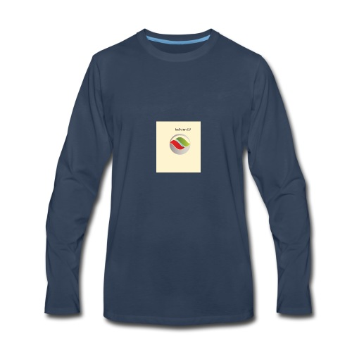 It's cool and comfortable - Men's Premium Long Sleeve T-Shirt