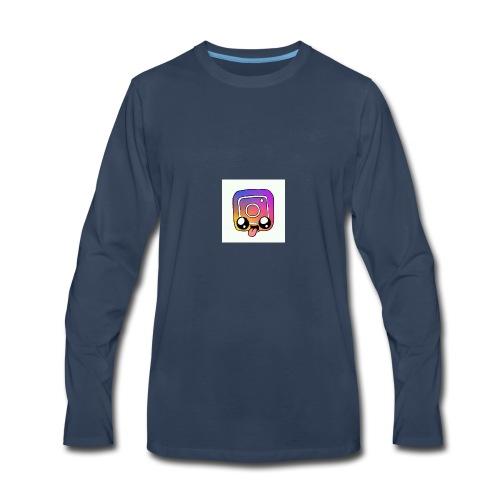 3df9e4e5cd99a94cbb1604e805ede7f9 - T-shirt Premium à manches longues pour hommes