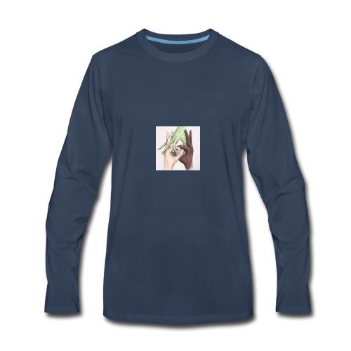 all beings matter - Men's Premium Long Sleeve T-Shirt