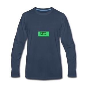 MMV BEST IN ONE - Men's Premium Long Sleeve T-Shirt