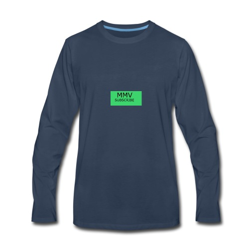 MMV BEST IN ONE - Men's Premium Long Sleeve T-Shirt