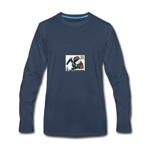 PicsArt 06 09 04 12 17 - Men's Premium Long Sleeve T-Shirt
