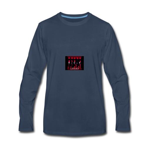 legacy M.O.B - Men's Premium Long Sleeve T-Shirt