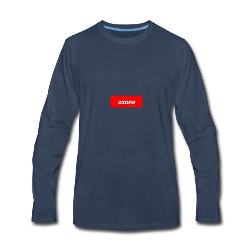 ozone - Men's Premium Long Sleeve T-Shirt