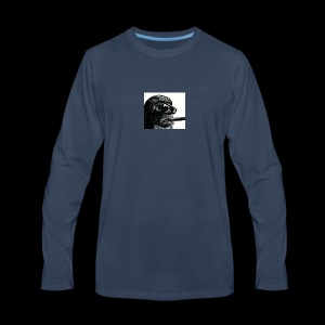 Aviator Monky - Men's Premium Long Sleeve T-Shirt