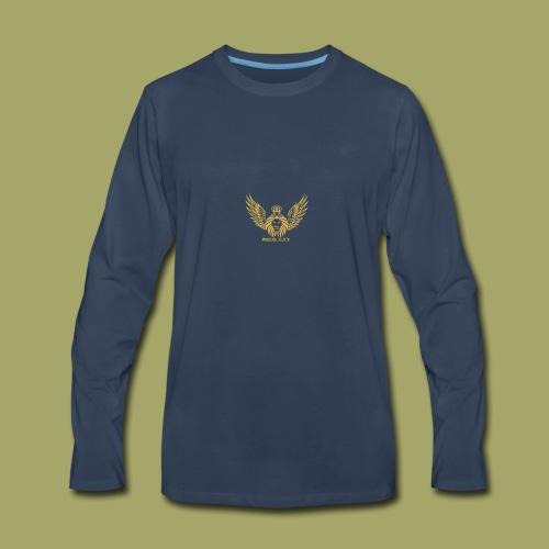 Free_Fitness - Men's Premium Long Sleeve T-Shirt
