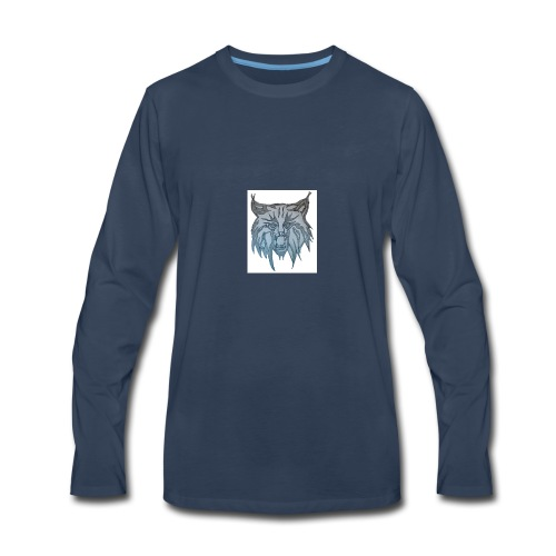 Bobcats - Men's Premium Long Sleeve T-Shirt