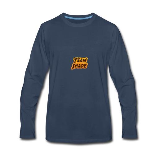 Team Shade LOGO - Men's Premium Long Sleeve T-Shirt