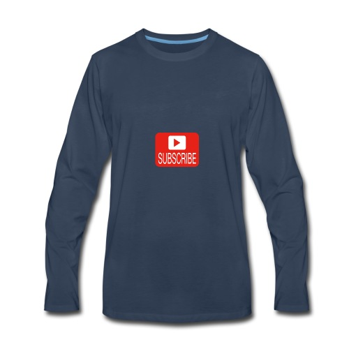 Hotest Merch in the Game - Men's Premium Long Sleeve T-Shirt