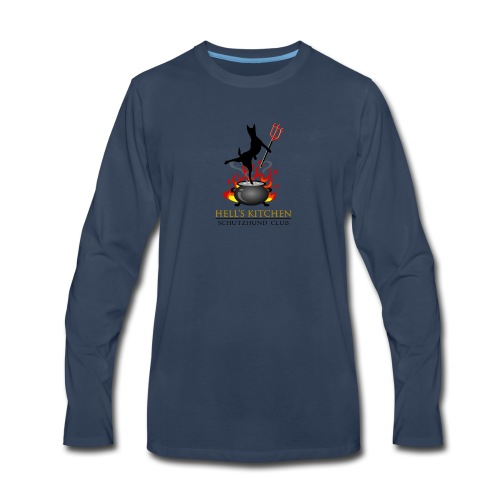 Hells Kitchen Schutzhund Club - Men's Premium Long Sleeve T-Shirt