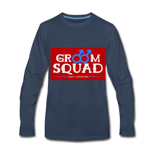 matt and devin - Men's Premium Long Sleeve T-Shirt