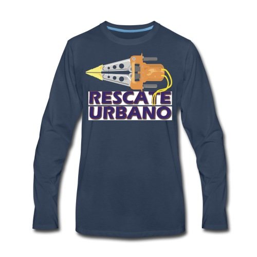 REscue - Men's Premium Long Sleeve T-Shirt