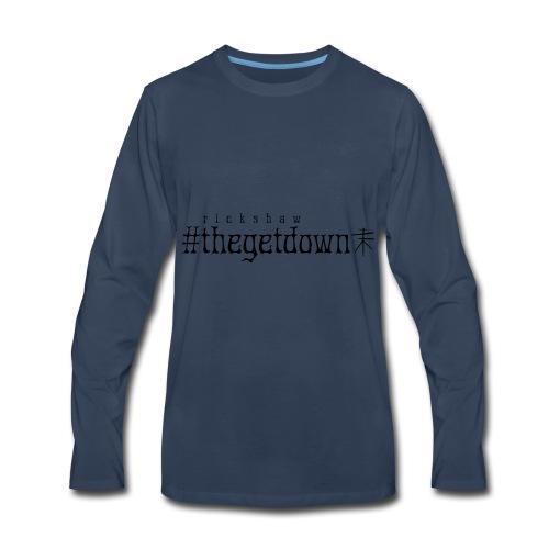 Rickshaw and thegetdown - Men's Premium Long Sleeve T-Shirt