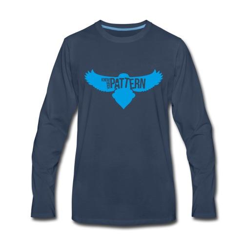 KYPbird OG logo - Men's Premium Long Sleeve T-Shirt
