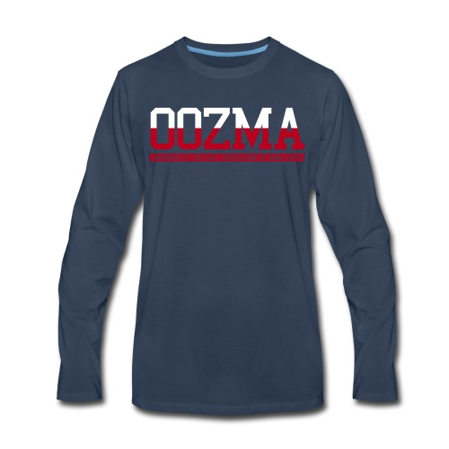 Oozma On-field Tee - Men's Premium Long Sleeve T-Shirt