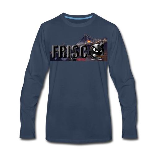 FRISCO - Men's Premium Long Sleeve T-Shirt