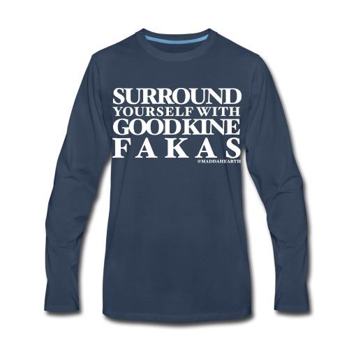 goodkinefakas - Men's Premium Long Sleeve T-Shirt