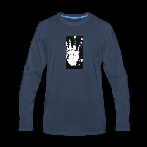 Xxxtentacion kill hand - Men's Premium Long Sleeve T-Shirt