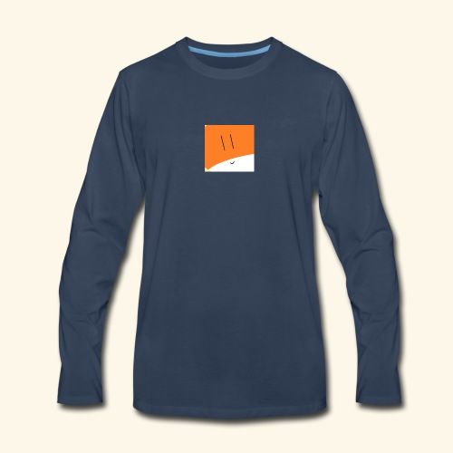 Papery - Men's Premium Long Sleeve T-Shirt