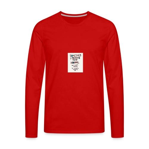 lols - Men's Premium Long Sleeve T-Shirt