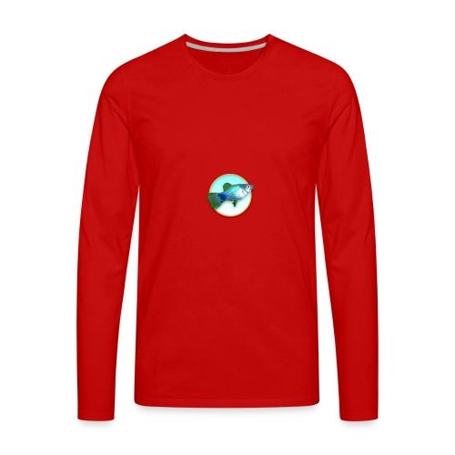 Platy Accessories - Men's Premium Long Sleeve T-Shirt