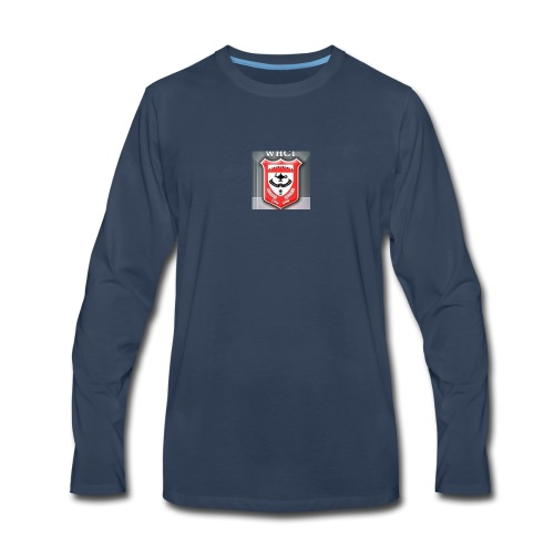 WHCI_400x400 - Men's Premium Long Sleeve T-Shirt
