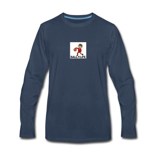 Ball is Life - Men's Premium Long Sleeve T-Shirt