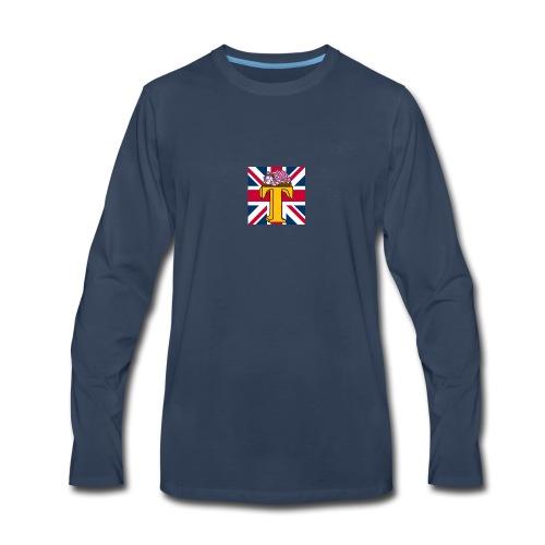 Ticktatwert Fan Shirts - Men's Premium Long Sleeve T-Shirt