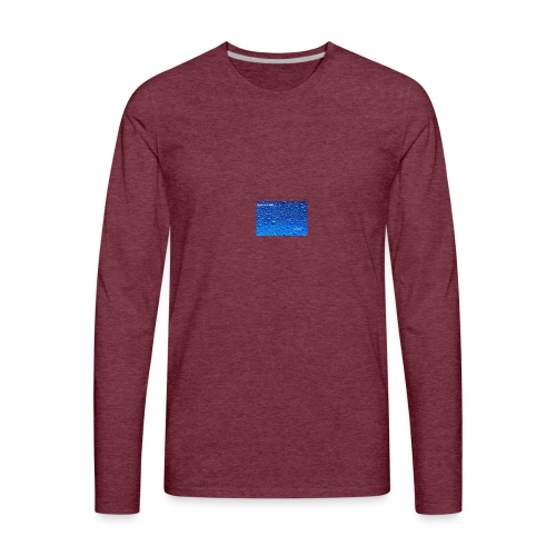 Shawn Gaudier I'm Alive - Men's Premium Long Sleeve T-Shirt
