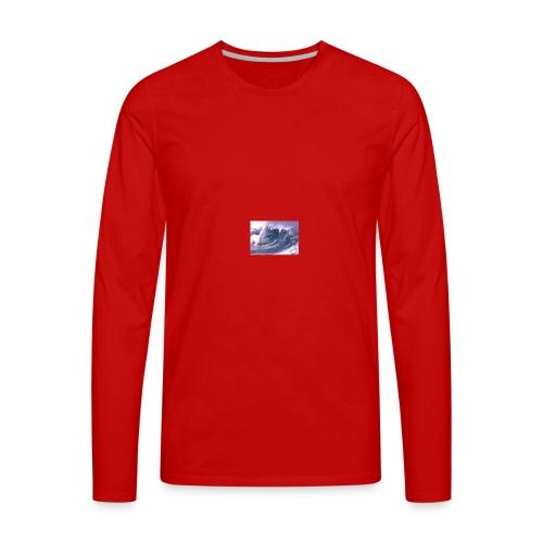 tyson - Men's Premium Long Sleeve T-Shirt