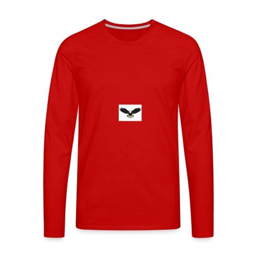 Eagle by monster-gaming - Men's Premium Long Sleeve T-Shirt